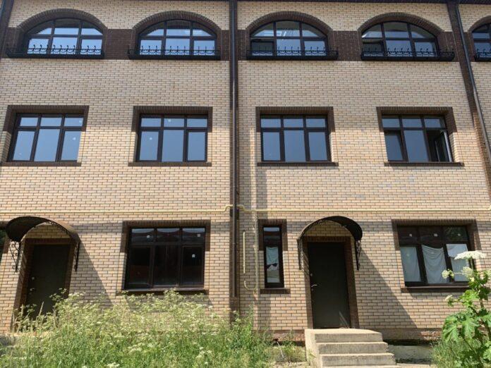 Состоялось выездное совещание Фонда на стройплощадке жилого дома в Кокошкино